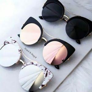 Accessories - Cat Eye Sunglasses NWT